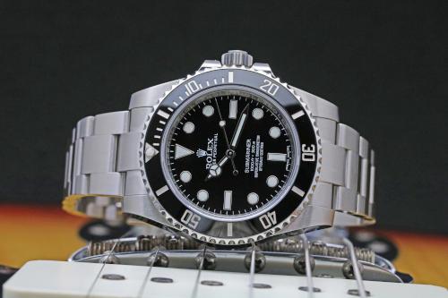 rolex submariner 114060 best watch ever