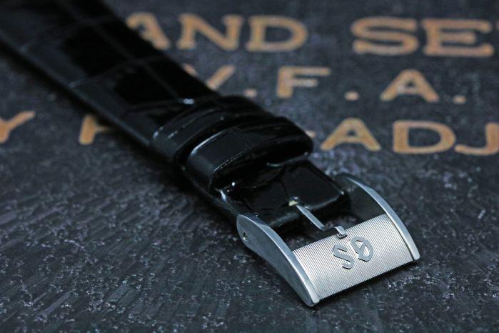 グランドセイコー V.F.A. 6185-8020 Cal.6185A 1970年5月製造 オーバーホール済み