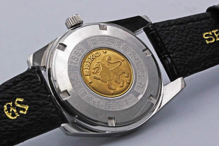 グランドセイコー 57GS 5722-9970 東芝別注モデル 1965年5月 手巻き オーバーホール済み