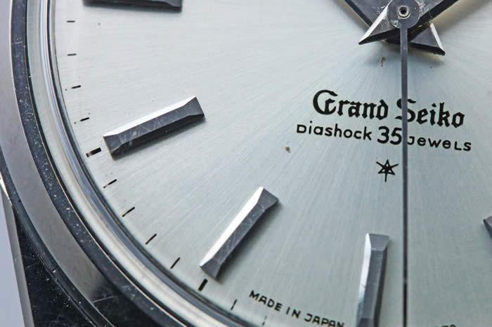グランドセイコー GS 2ndモデル 初期型 AD文字盤 Ref.43999