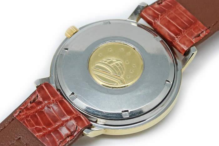 オメガ コンステレーション 168.004 Cal.561 キャップゴールド 自動巻き 561 クロノメーター搭載