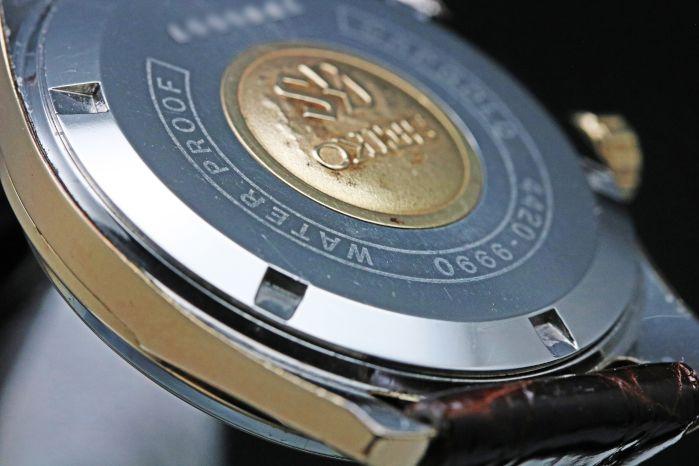 グランドセイコー 44GS キャップゴールド 4420-9990