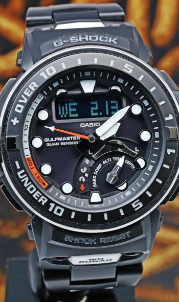 GWN-Q1000MCA-1BJF CASIO