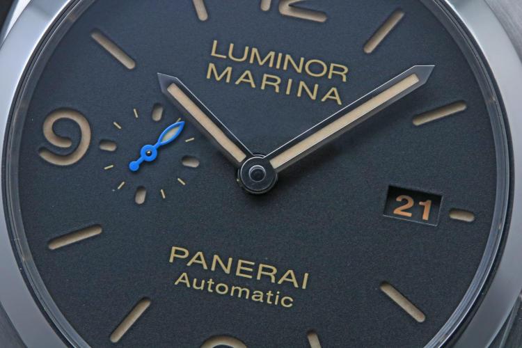 Acciaio PAM01312 P9010 44mm