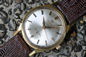 Omega Constellation Ref.167.005/6 62 CS Automatik Chronometer 18YG Cal.551
