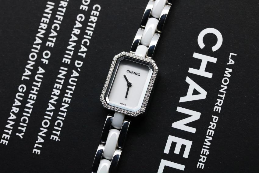 CHANEL Premiere Triple Bracelet H3059