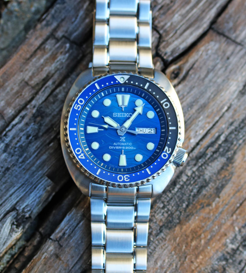 """Prospex """"Save The Ocean Great White Shark Edition"""" Turtle 200M Automatic Ref. SBDY031"""