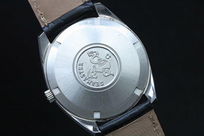 オメガ シーマスター クロノメーター 166.028 Cal.564 ビッグケースモデル オーバーホール済み