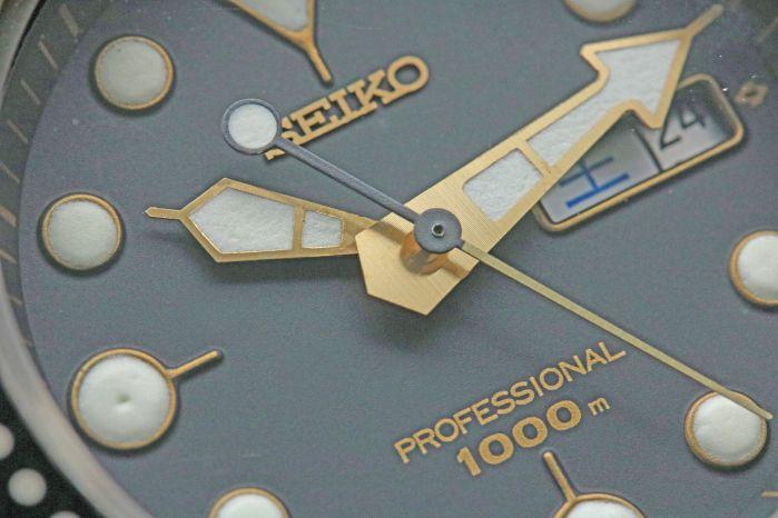 SEIKO PROFESSIONAL DIVER'S 1000m SSBS018(7C46-7009)