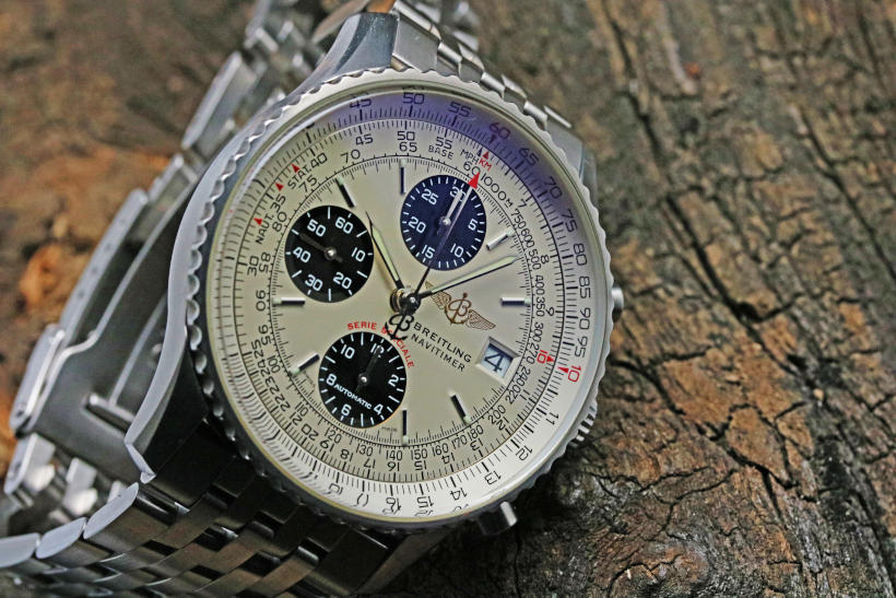 NAVITIMER FIGHTERS 査定 買取