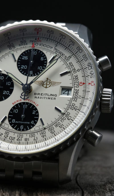 BREITLING NAVITIMER FIGHTERS A13330(A153 GFT NP)