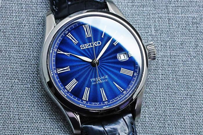 セイコー プレザージュ 七宝限定モデル SARX059