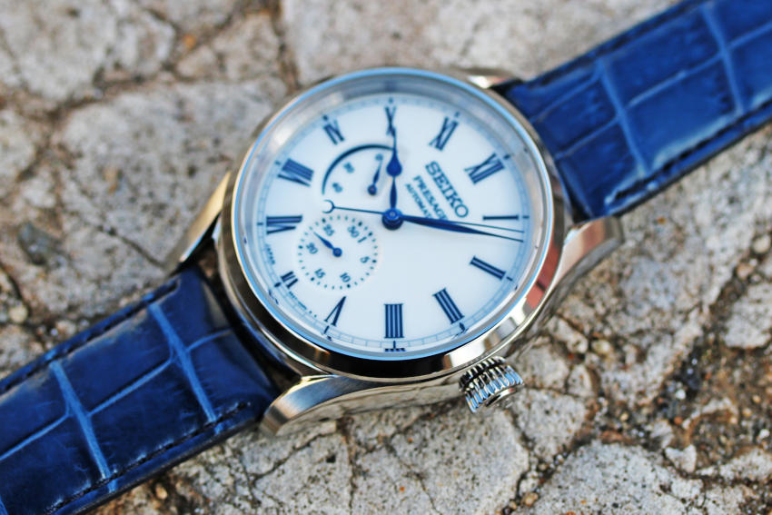 Seiko Presage JDM SARW053 Arita Ware Dial Limited Edition 2020 Watch