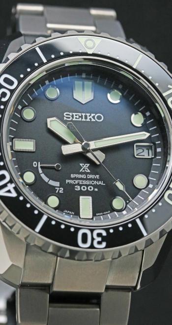 SBDB027 「海」 ウオッチサロン限定モデル