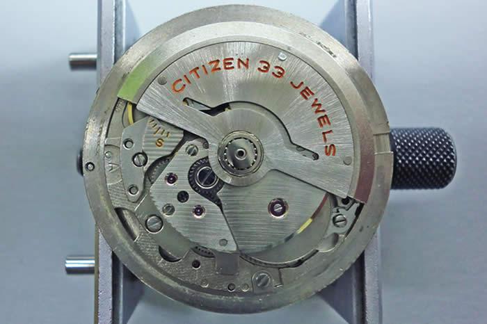 シチズン クロノマスター500Mダイバー 4-540263 1969年4月製造 自動巻き オーバーホール済み