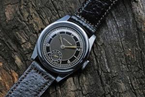 シチズン F型戦前 10型腕時計 1931年(昭和6年) 手巻 オーバーホール済み