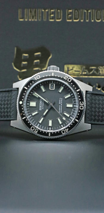 SBDX041 1965 Mechanical Diver's Watch Re-creation
