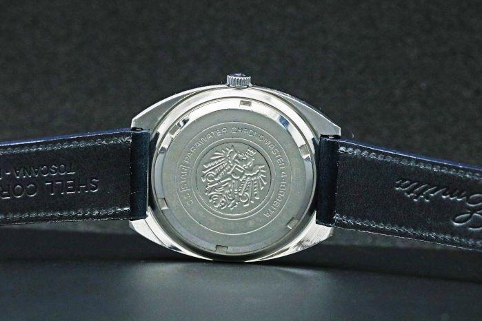 シチズン クロノマスター デイト 4-180461TA 1969年6月製造 手巻 Cal.1870 オーバーホール済み