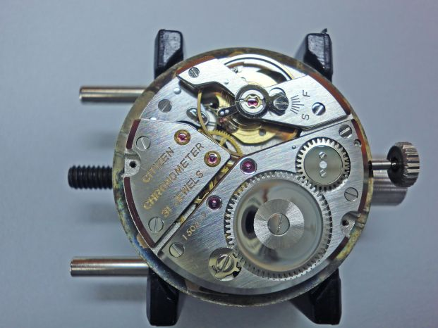 シチズン クロノメーター CR1507051 手巻き 1964年7月製造 オーバーホール済み レアモデル