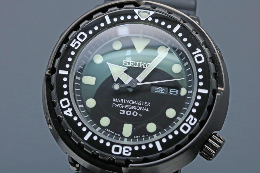 "Marine Master Professional""Ninja Tuna""SBBN035"