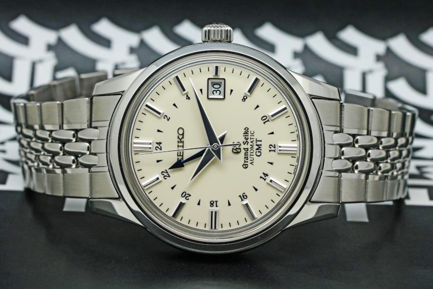 neo-vintage Grand Seiko GMT 9S56-00B0