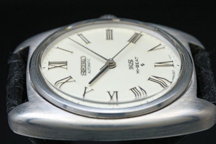 セイコー キングセイコー 5621-7000 1970年2月製造 自動巻 ホワイトローマン文字盤 オーバーホール済み