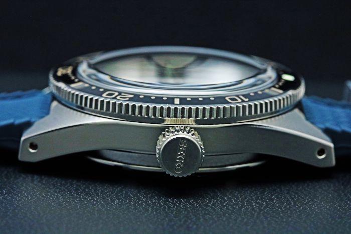 セイコー プロスペックス ダイバーズ55周年記念モデル SBEX009 ブルーグレー 自動巻(手巻つき)8L55