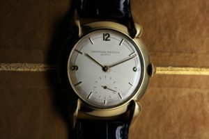 Vacheron Constantin 18K Solid Gold Crow Lug Case V458