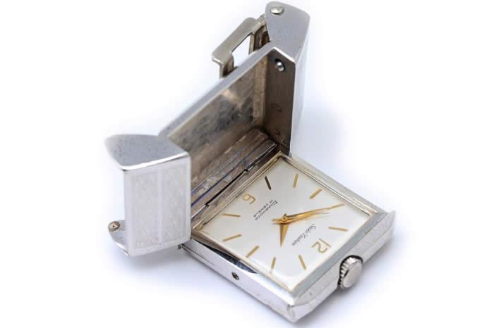 セイコー バックルウオッチ 1950年代後半 総銀製 スターリングシルバー オーバーホール済み