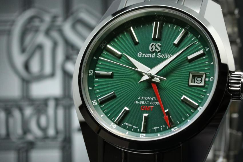 Grand Seiko Wako 60 piece Limited edition GMT SBGJ247