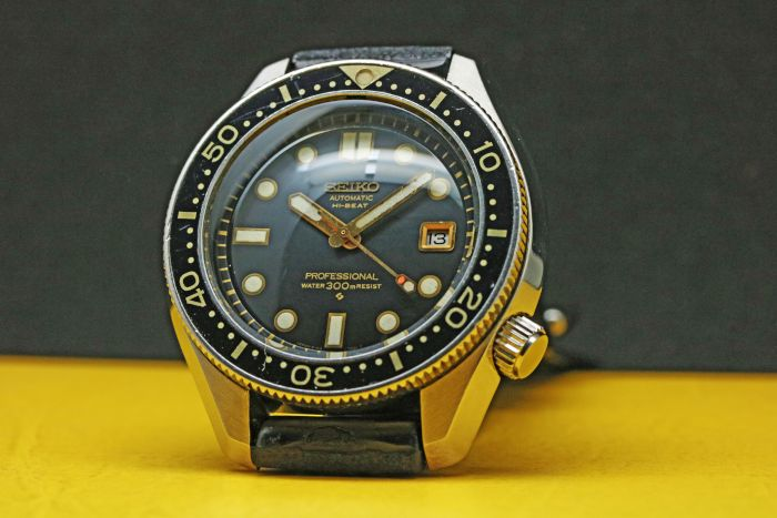 Seiko PROFESSIONAL DIVER 300m 6159-7001 HI-BEAT 1969