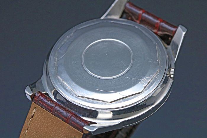 セイコー マチック セルフデーター J13060 SD文字盤 39石 1963年 自動巻 オーバーホール済み