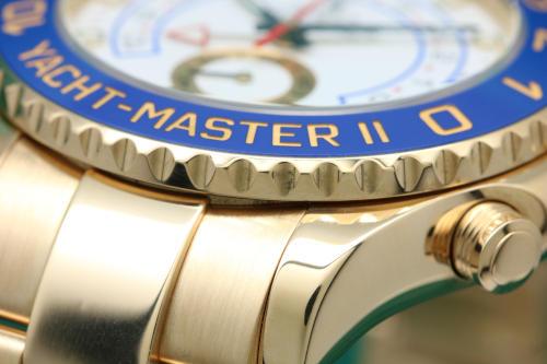 116688 YachtMaster ラグ部分の画像