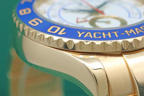 116688 YachtMaster  ベゼル部分の画像