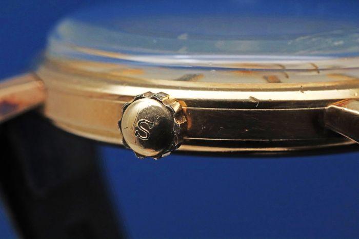 グランドセイコー クロノメーター 1stモデル J14070E GS 14K金貼り 1962年頃 オーバーホール済み