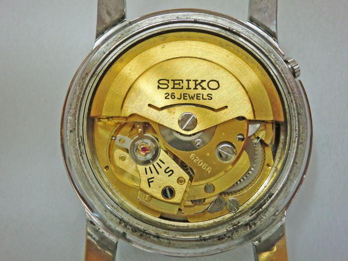 セイコー スポーツマチック・ウィークデーター 6206-8990 東京五輪 1964年 オリンピック組織委員会