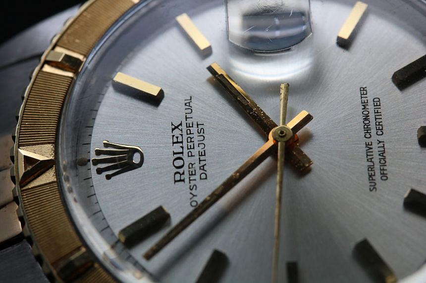 ロレックス デイトジャスト サンダーバード Ref.1625/3 1965年頃製造